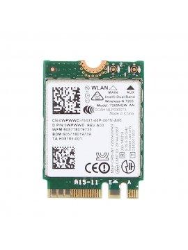 Wifi PCI-E Express Intel 7265NGW Bluetooth Dual band Mini PCIe PCI-Express para portatiles