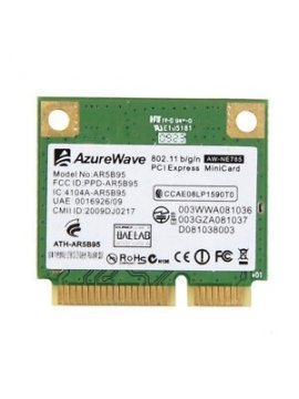 Wifi PCI-E Express Atheros  AR9285 AR9285  Mini PCIe PCI-Express para portatiles