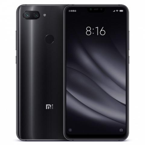 Xiaomi Mi 8 Lite 4Gb 64Gb Color Negro