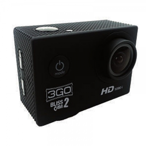 Camara Deportiva Full HD BLISS CAM 2 3Go