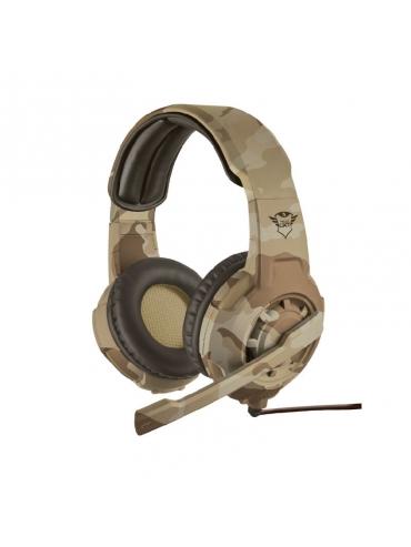 Auriculares Trust Gaming Radius GXT 310C Desert Camuflaje