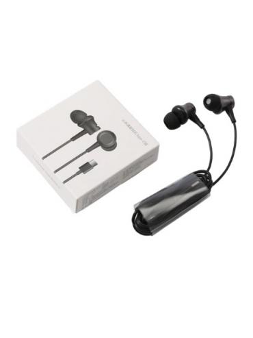 Auriculares Xiaomi Piston Basic Type-C Negros
