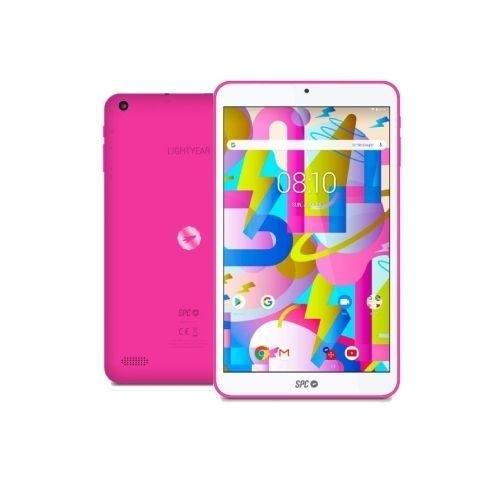 "Tablet SPC 8"" IPS HD QC 2GB RAM 16GB Rosa"