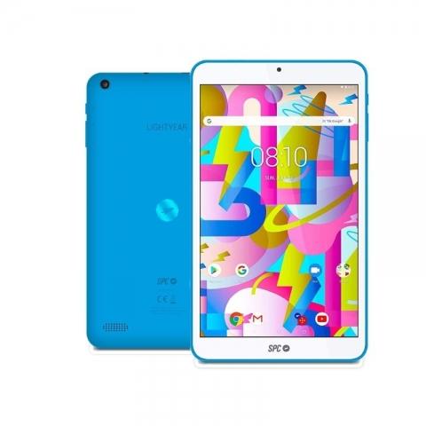 """Tablet SPC 8"""" IPS HD QC 2GB RAM 16GB Azul"""