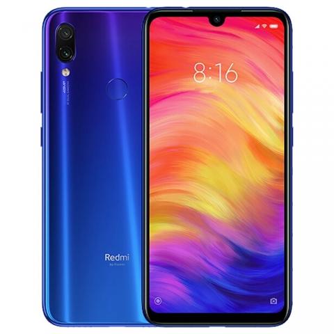 Xiaomi Redmi Note 7 4Gb 64Gb Color Azul