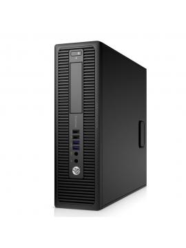 Ordenador HP 705 G1 Pro Elitedesk 4gb 500GB DVDRW W7 Pro (Usado)