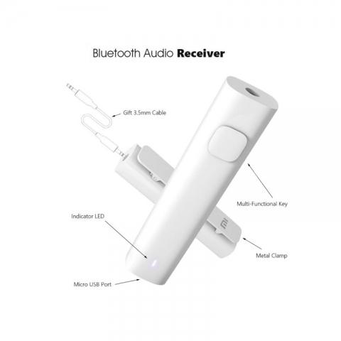 Xiaomi Bluetooth Audio Receptor Bluetooth 4.2