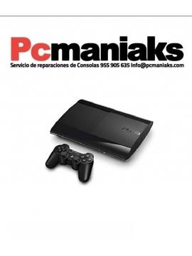 Limpieza Refrigeracion + Cambio Pasta Termica Playstarion PS3