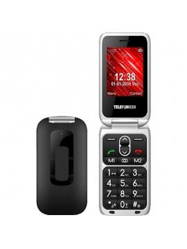 Telefono Movil Telefunken TM 240 IZY Negro