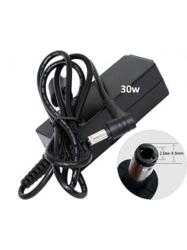 Cargador Portatil Compatible Toshiba/Asus 19V 2,05A 5,5x2,5mm