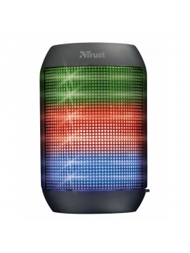 Altavoz Bluetooth Trust Urban Ziva 6w Luces Led