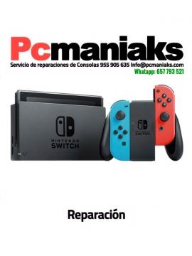 Presupuesto de Reparacion Nintedo Switch