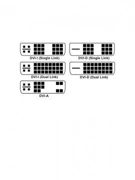 Cable DVI-D a Hdmi  HDMI to DVI 2 Metros