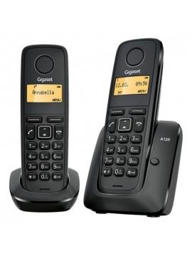 Telefono Inalambrico Gygaset A120 Pack Duo