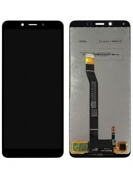 Pantalla completa LCD display digitalizador tactil para Xiaomi Redmi 6 6a Color Negro