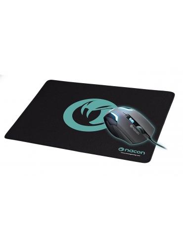 Raton Optico Y Alfombrilla Gaming Nacon Pcgb-300