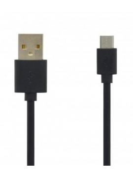 Cable Usb A Micro Usb Grab'n Go Gng-106 1 Metro Negro