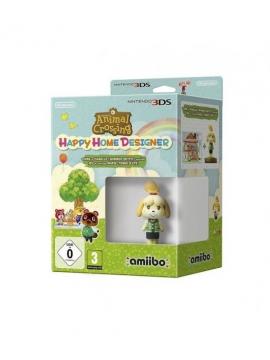 Animal Crossing Happy Home Designer + Amiibo Canel