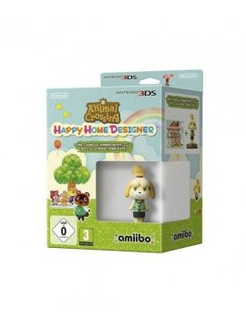 Animal Crossing Happy Home Designer + Amiibo Canel