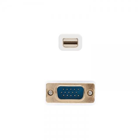 Cable Displayport a VGA M/M