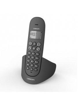 Telefono Inalambrico Logicom Luna 150 Con Manos libres Negro