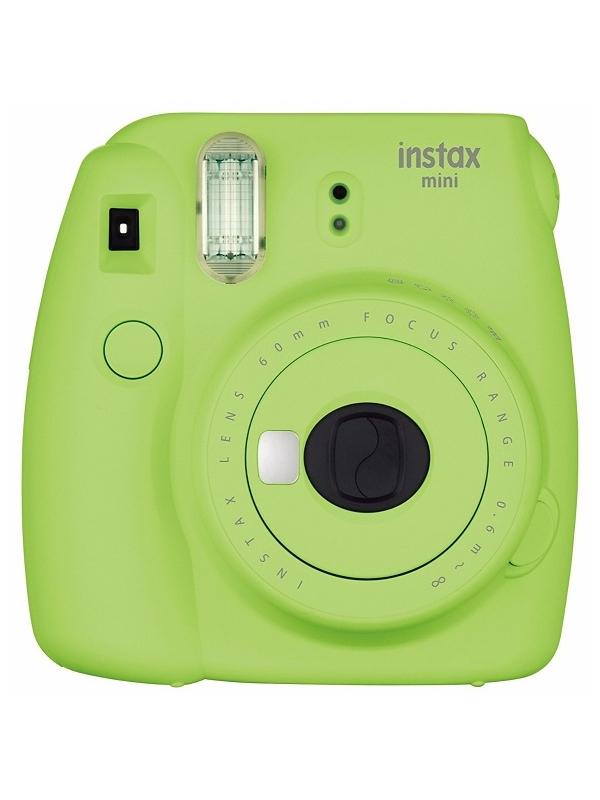 Cámara Instantánea Fujifilm Instax Mini 9 Verde