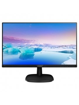 "Monitor Led Philips V-line 223V7QSB 21.5"" Fullhd Ips"