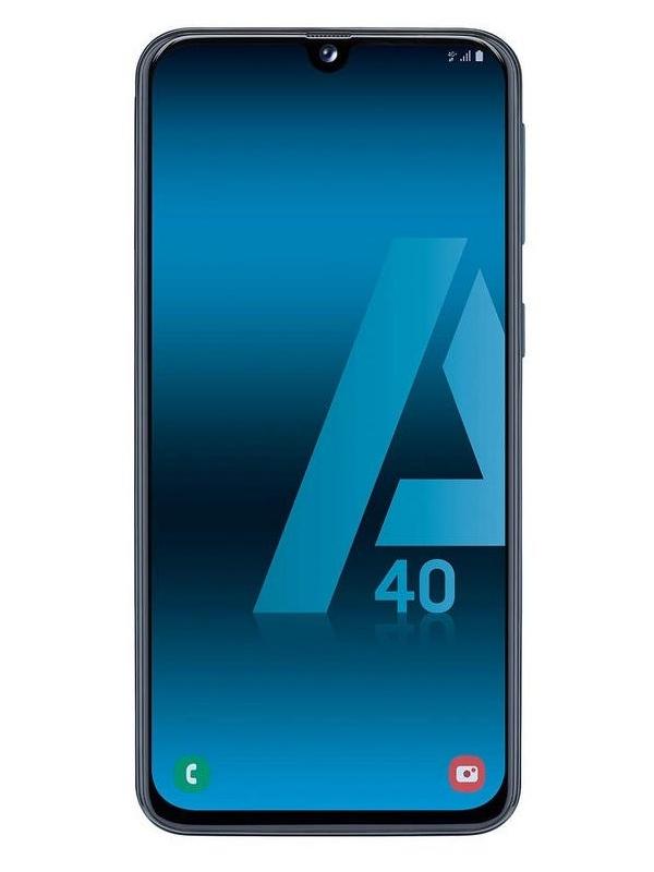 Samsung Galaxy A40 64GB 4GB Negro