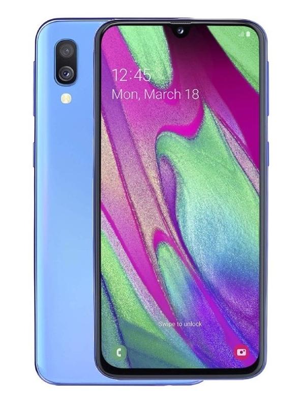 Samsung Galaxy A40 64GB 4GB Azul