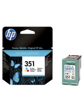 Tinta Original HP 351 Color