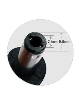 Fuente Alimentacion 12V 6A Clavija 5,5x2,5mm
