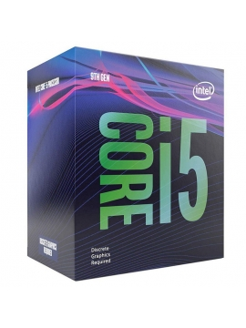 Cpu Intel Core i5-9400 2,9Ghz BOX 1151