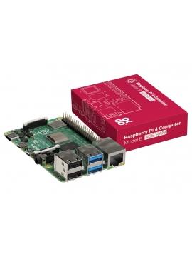 Raspberry PI 4 Tipo B 2GB LPDDR4