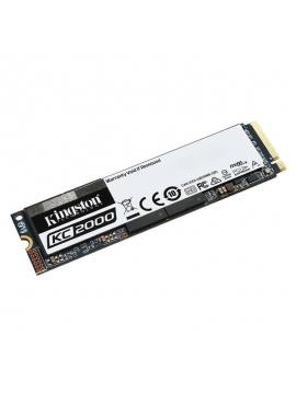 SSD M.2 KC2000 250GB Kingston NVMe GEN 3.0 3000MB/S