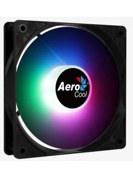 Ventilador Caja Aerocool Frost RGB 12CM Led RGB Fijo