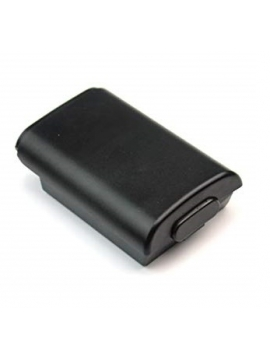 Carcasa Pilas Mando Xbox360 Negra