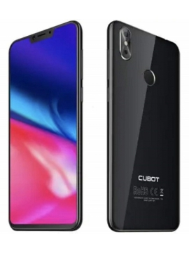 Cubot X20 4Gb 64Gb Dual-sim Negro