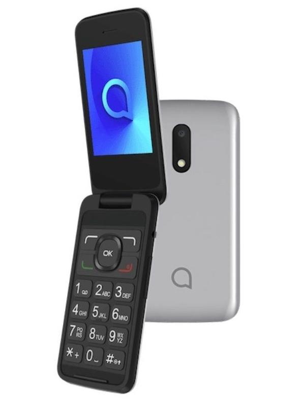 Telefono Movil Alcatel 3025x Metallic Silver