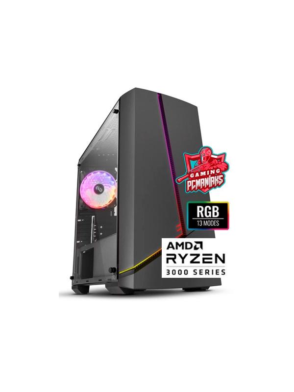 Ordenador Gaming AMD Ryzen 5 3400G 8GB 240GB SSD+1TB Radeon RX Vega 11