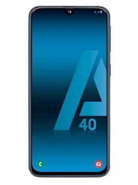 Samsung Galaxy A40 64GB 4GB Negro (Remanofacturado)