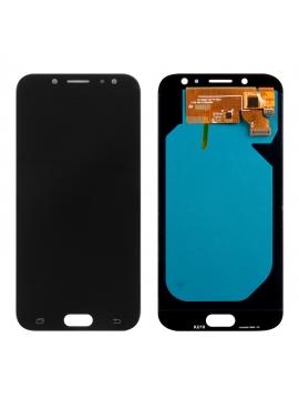 Pantalla completa para Samsung J7 Amoled (2017) J730 SM-730F Negra