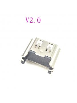 Repuesto Conector HDMI Para Ps4