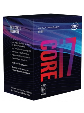 Cpu Intel Core I7-9700F LGA1151