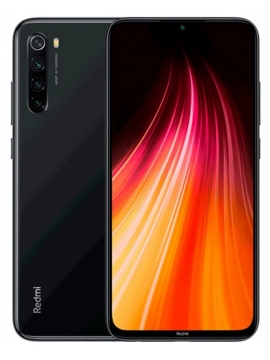 Xiaomi Redmi Note 8 4Gb 64Gb Color Negro