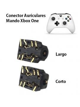 Conector Jack3,5mm Puerto auricular para Xbox One Largo