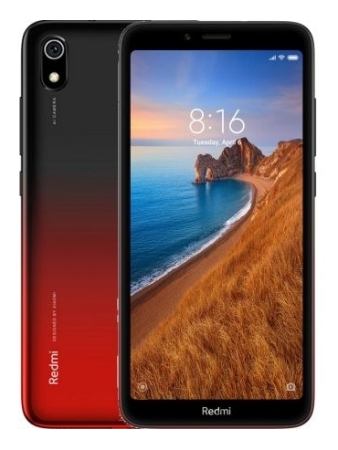 Xiaomi Redmi 7A 2Gb 32Gb Color Rojo