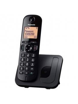 Telefono Inalambrico Panasonic Dect KX-TGC210 Negro