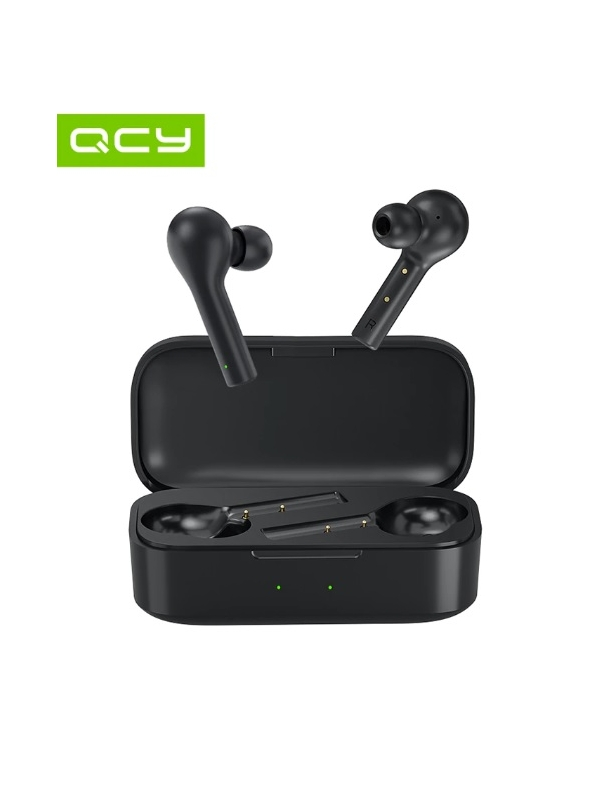Auriculares Bluetooth QCY - T5 Tws Color Negro