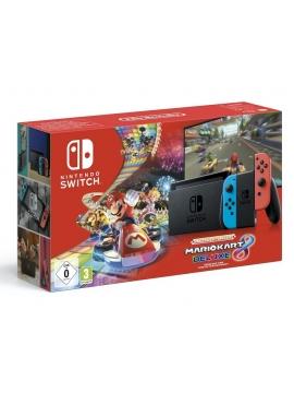 Nintendo Switch V2 + Mario Kart 8 Deluxe