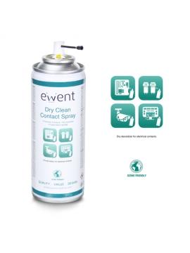 Spray Ewent Pulverizador Para Limpieza En Seco EW5614 Desoxidante